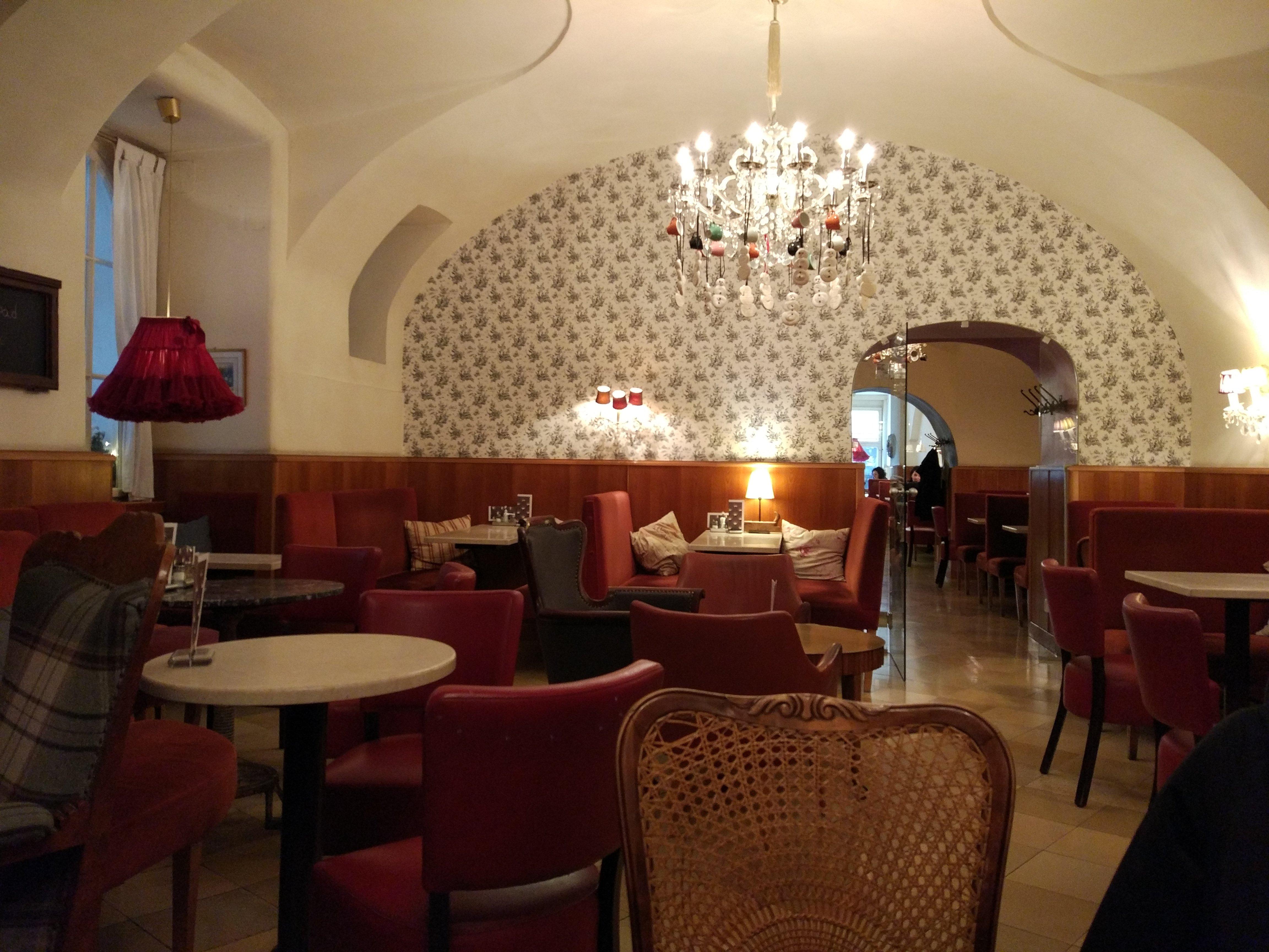 Caffè Diglas Fleischmarkt