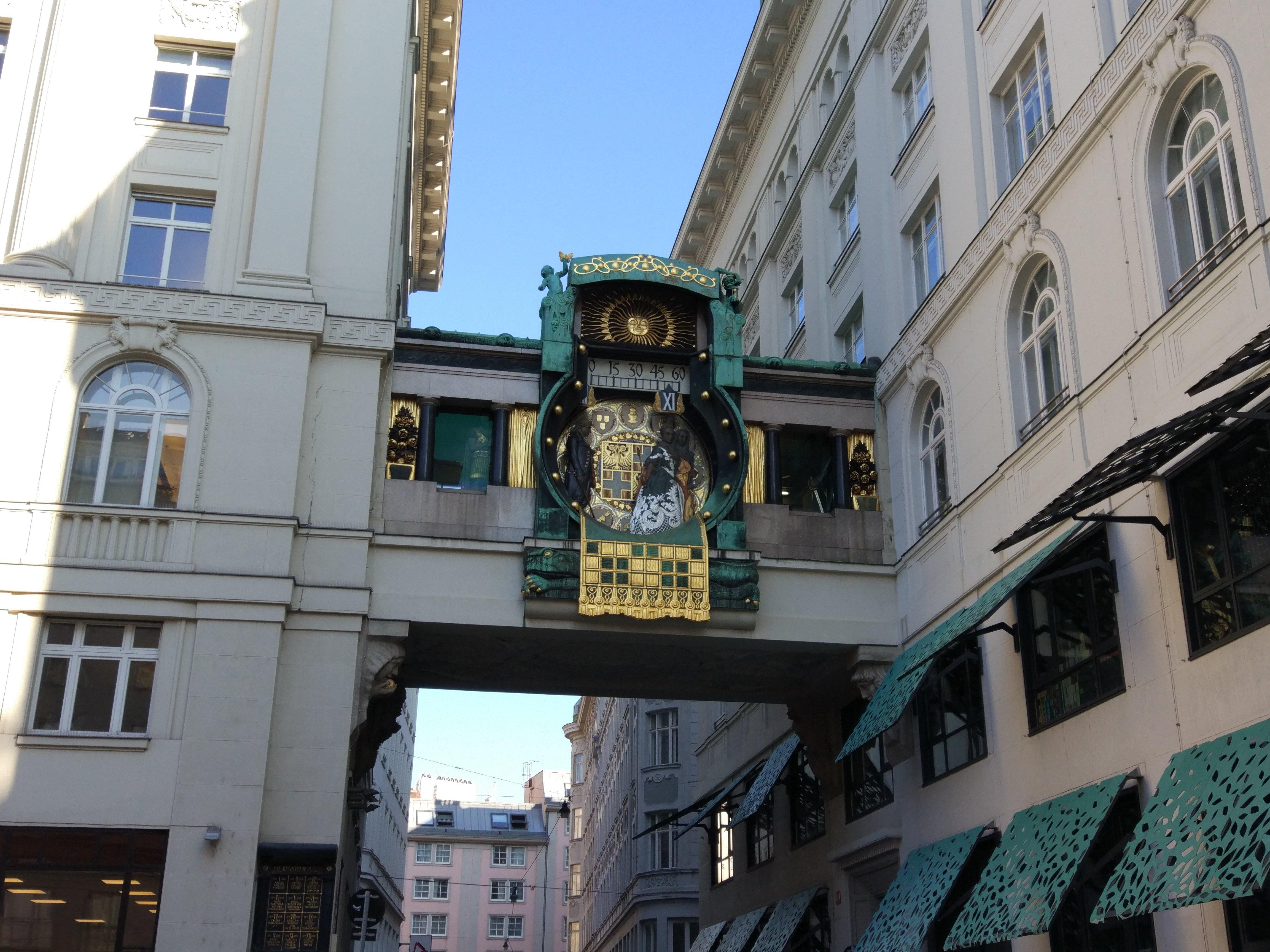 L'orologio a carillon Ankeruhr