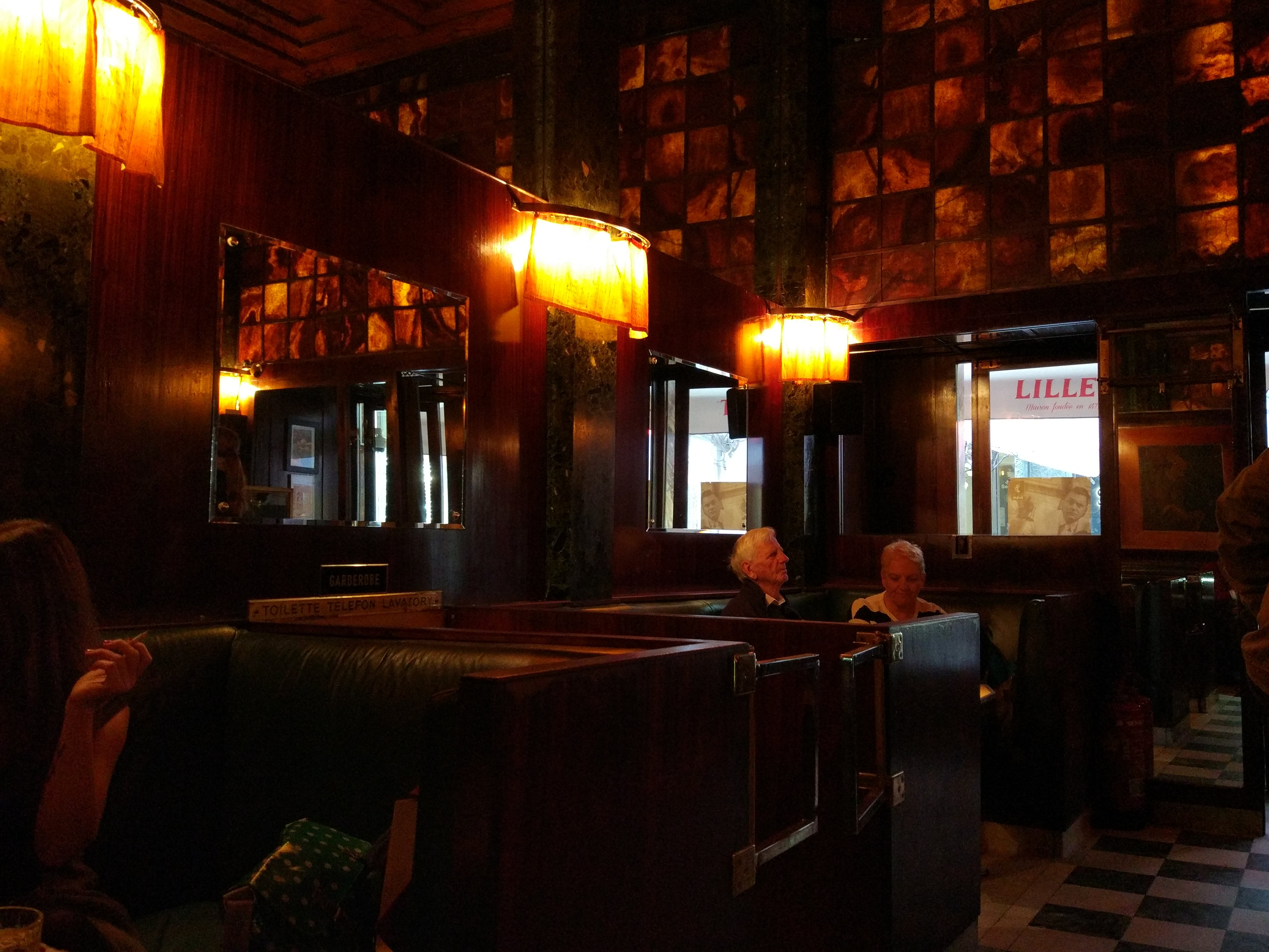 Loos American bar, Vienna