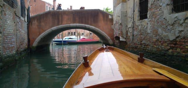Esperienze veneziane uniche: lezioni di voga alla veneta.