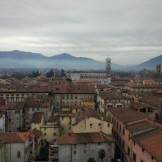 Un giorno a Lucca, una toccata e fuga