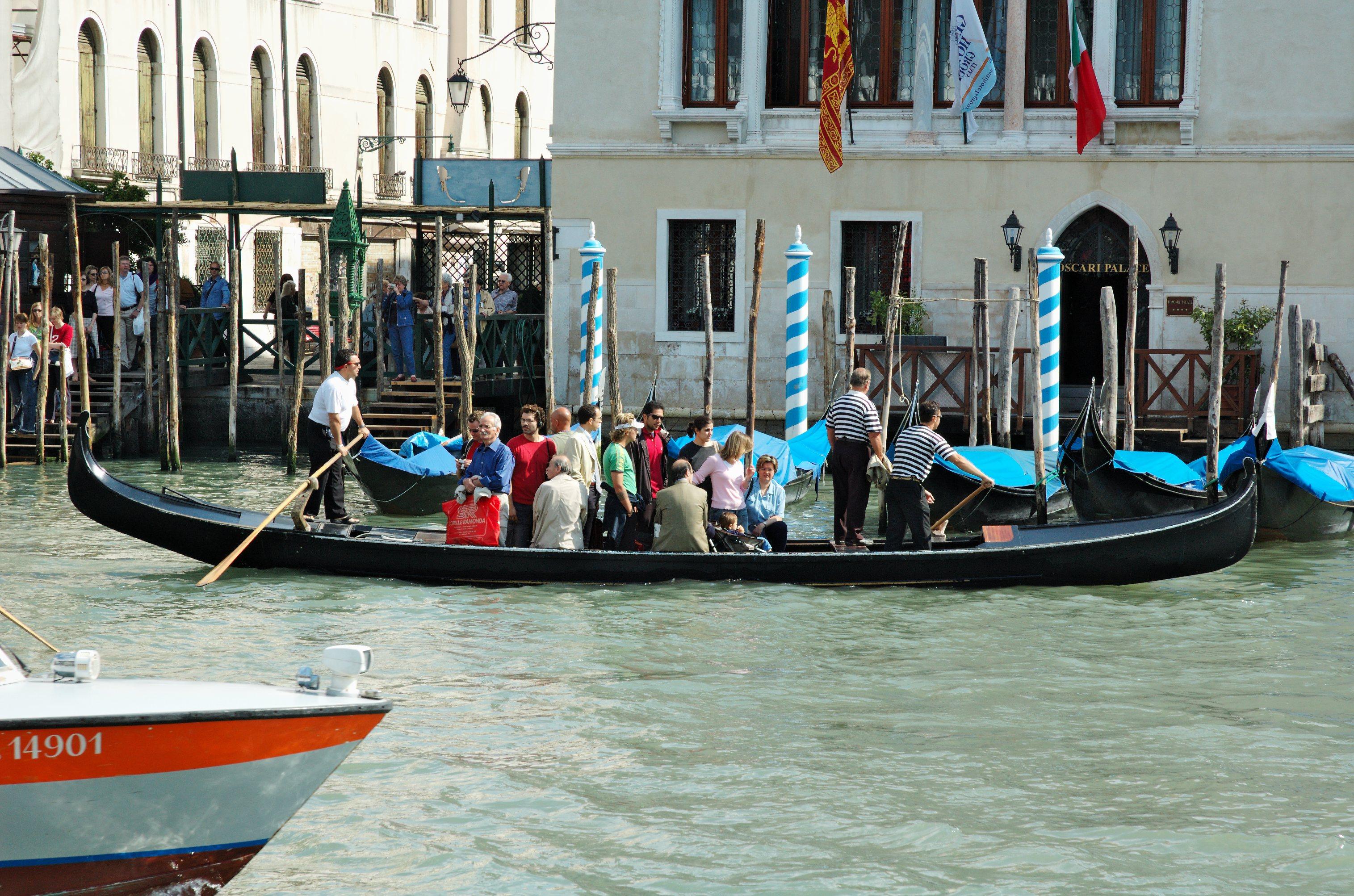 Traghetto-gondola