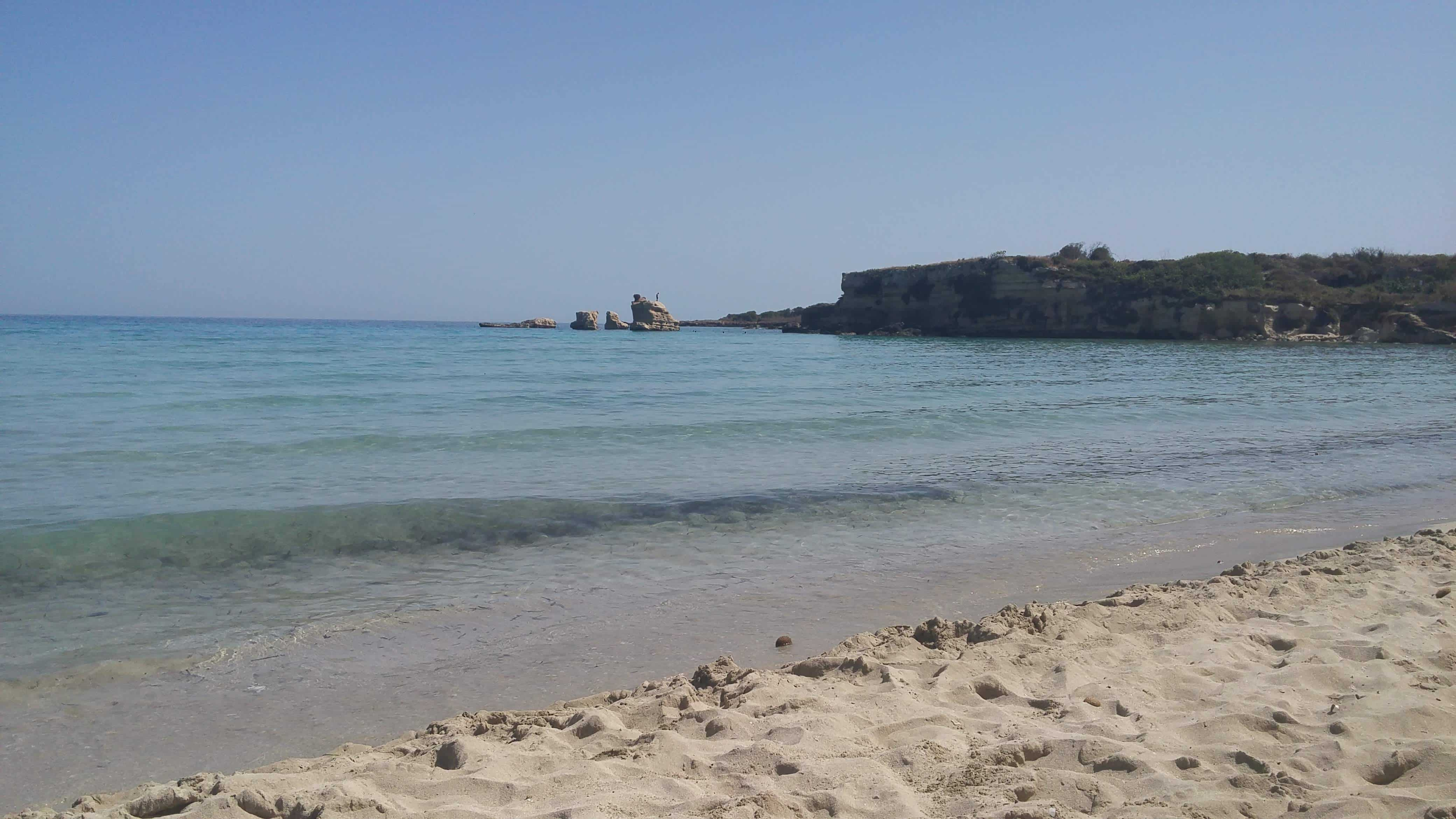 fontane bianche, spiaggi e mare in Sicilia a Siracusa