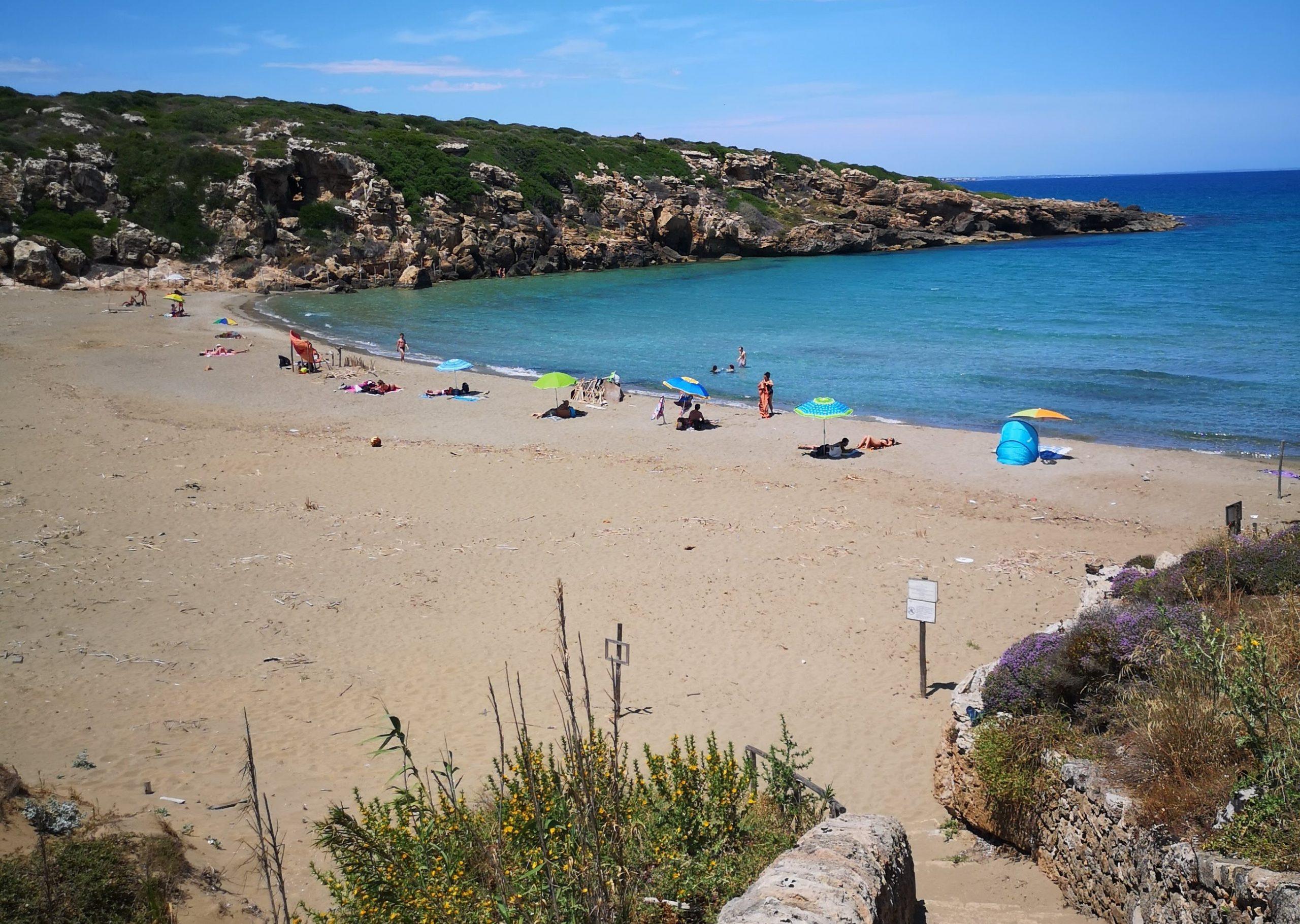 Calamosche Vendicari Siracusa spiaggia