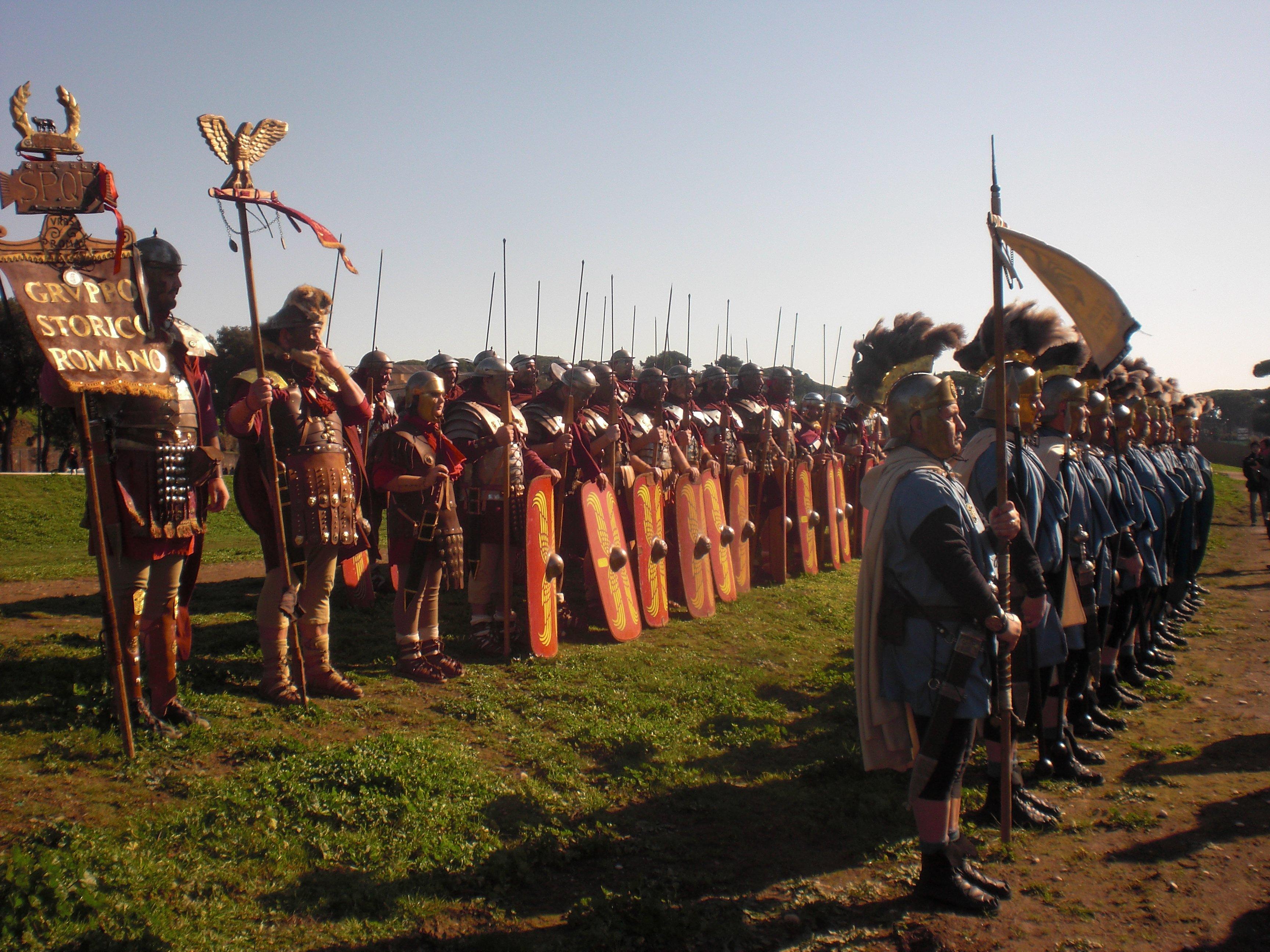 legionari-appia-antica