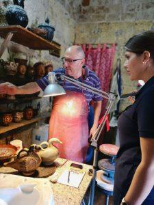 Francesco_Giannoni_Laboratorio_Arte_Etrusca_ceramica_Tarquinia