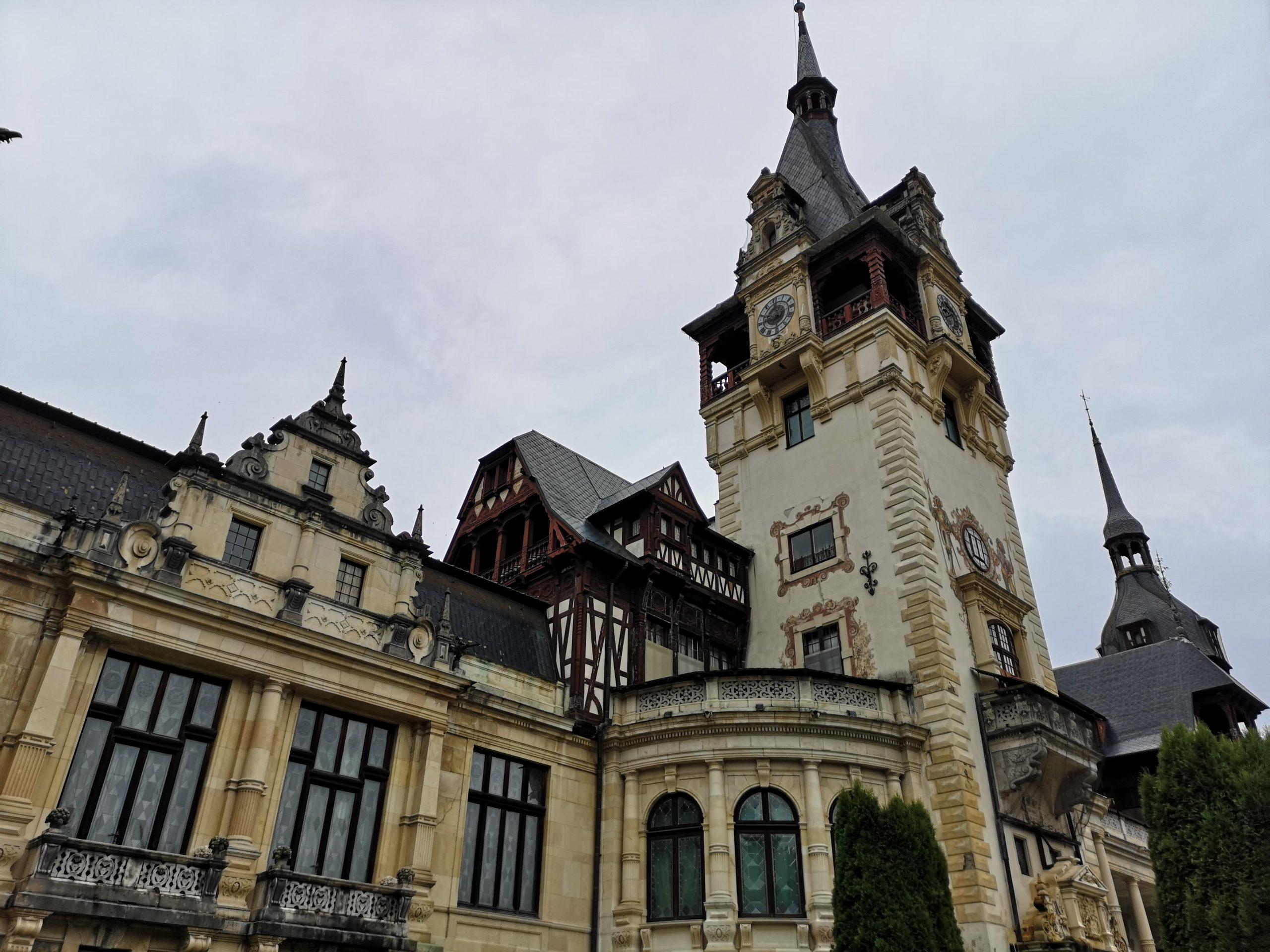 Castello_Peles_Romania_