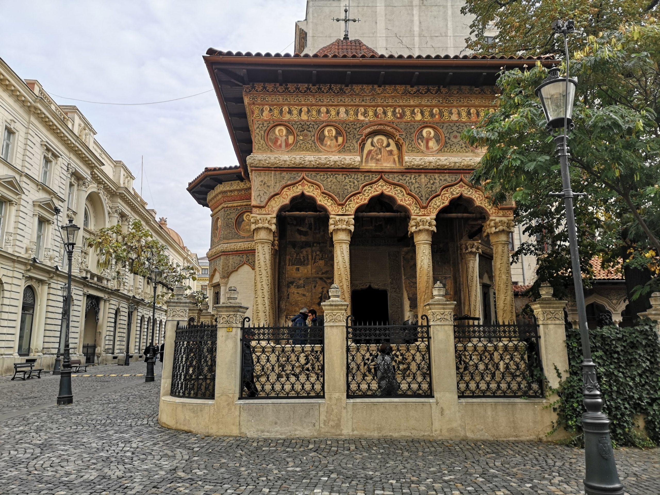 Chiesa_Stavropoleos_Bucarest