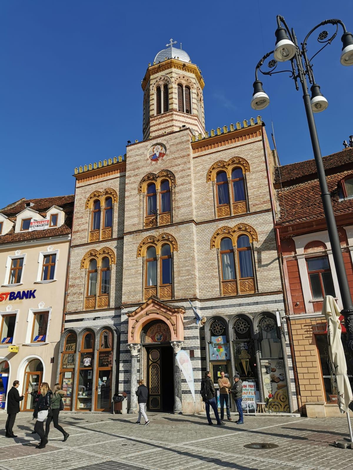 Chiesa della Beata Vergine_Brasov