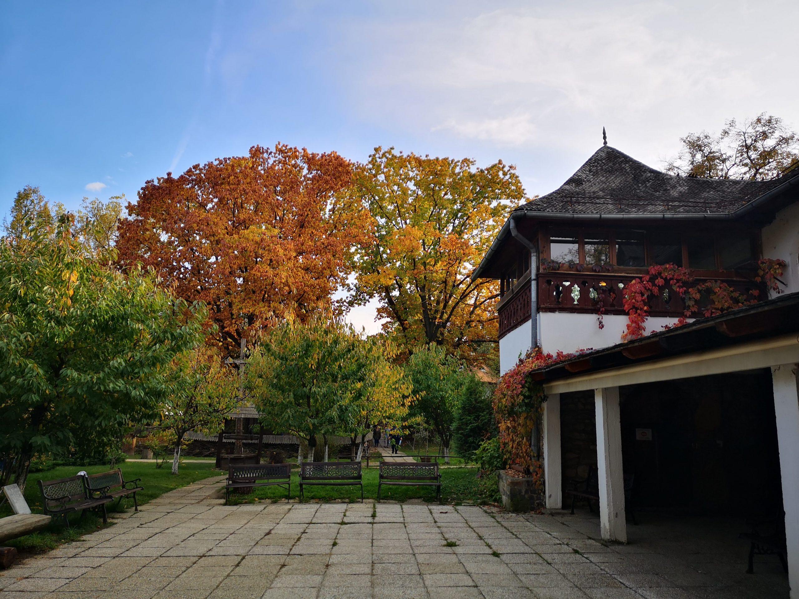 Museo del villaggio_Bucarest