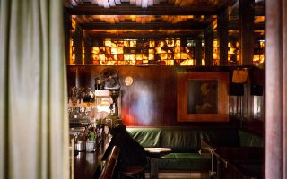 American Bar Adolf Loos Vienna