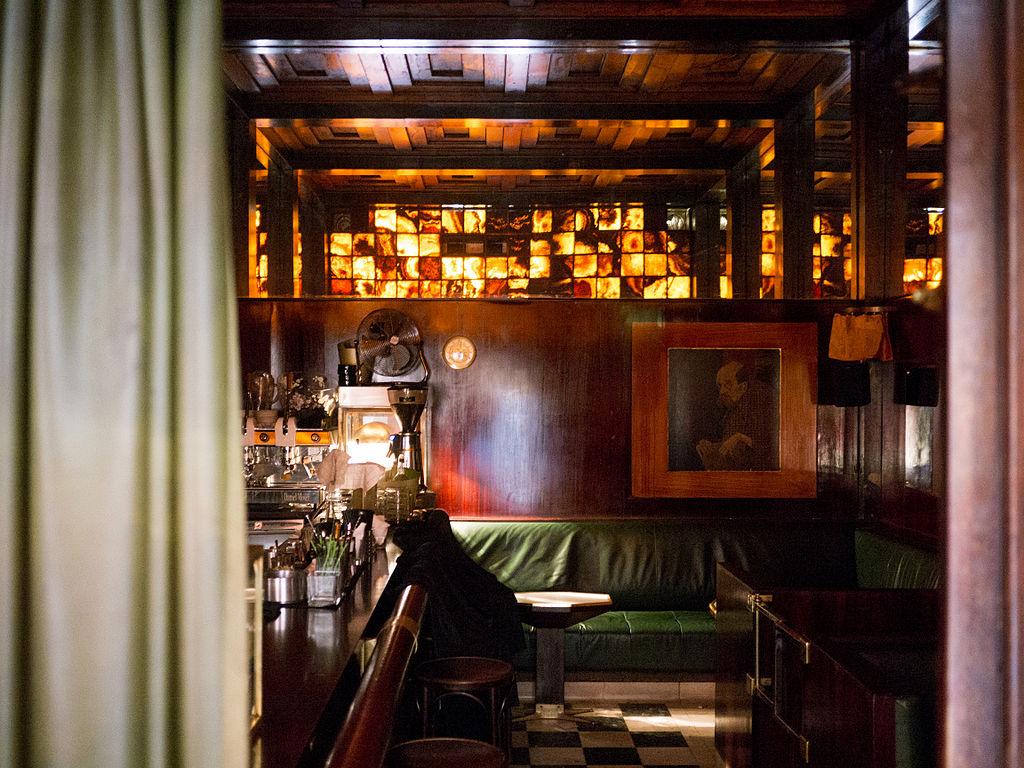 American Bar Adolf Loos Vienna