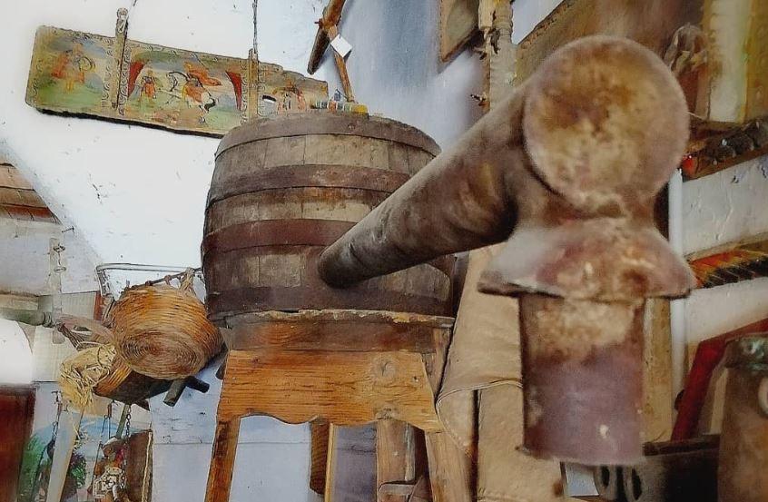Imbuto per il mosto, Collezione Grillo, Partinico