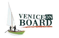 logo venice on board venezia
