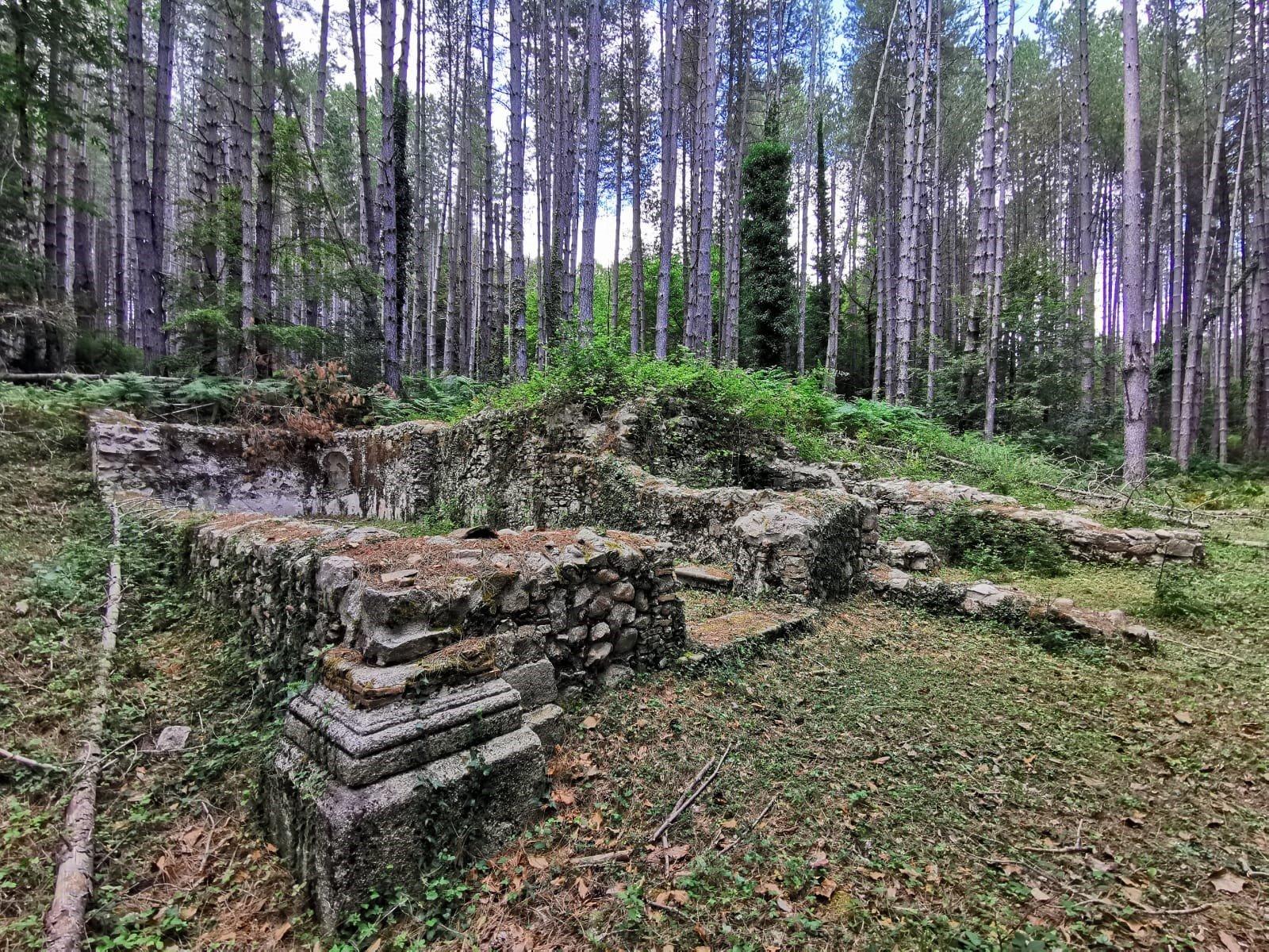 area archeologica di Chiesa Vecchia Calabria
