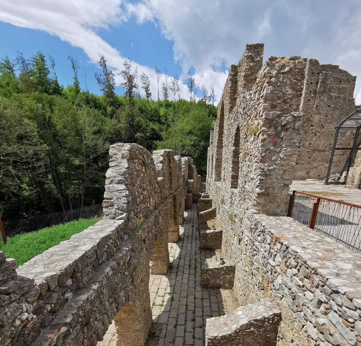 antica fonderia di Mongiana in Calabria